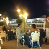 Photo taken at La Terraza del Casino by LOYOLEZ on 7/13/2012
