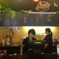 Photo taken at Cafe' Amazon by Mo M. on 4/9/2012
