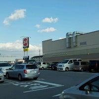 Photo taken at バロー長浜店 by Jutaro747 on 4/7/2012