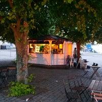 Photo taken at Café Riddarholmen by Adam V. on 6/30/2012