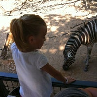 Photo taken at Sharkarosa Wildlife Ranch by TJ O. on 6/23/2012