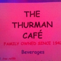 Photo prise au The Thurman Cafe par Vid J. le8/11/2012