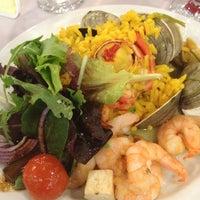 Photo taken at Mediterranean Manor by Juanita D. on 5/19/2012