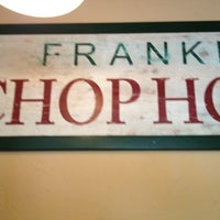 Photo taken at Franklin Chop House by Jeffie N. on 7/21/2012