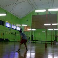 Photo taken at GOR Jatinegara by Erwin N. on 3/18/2012