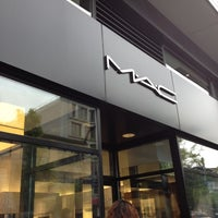 Photo taken at MAC @ 125th St. Harlem by Cherie M. on 5/5/2012