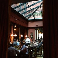 Photo taken at The NoMad Hotel by Liz M. on 6/15/2012