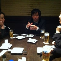 Photo taken at 居酒屋 笑笑 名駅南1丁目店 by きたっかぜ on 3/12/2012