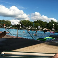Photo taken at Chestnut Bend Pool by Anthony C. on 7/22/2012