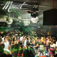 Photo taken at Club Monet by Somos Clase on 5/15/2012