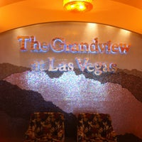 Photo taken at The Grandview at Las Vegas by Georgette G. on 5/25/2012