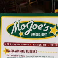 Photo taken at MoJoe's Burger Joint by Clem S. on 5/12/2012