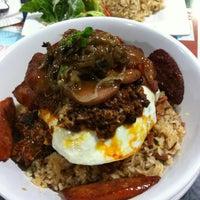 Photo taken at Da Kitchen Cafe by Cullen K. on 2/21/2012