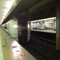 Photo taken at JR Narita Airport (Terminal 1) Station by あとり。 on 4/22/2012