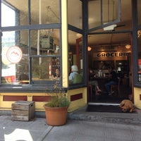 Photo taken at Volunteer Park Cafe by Nathaniel L. on 8/22/2012