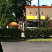 Photo taken at Dunkin' Donuts by Baylee P. on 9/3/2012