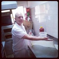 Photo taken at Pekara Vatreni mlin by Milanche on 5/12/2012