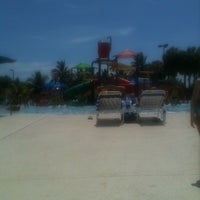 Photo taken at Splash Waters Water Park by Jill on 8/12/2012