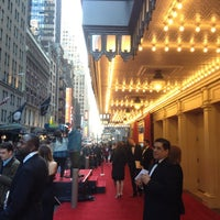 Photo prise au Belasco Theatre par Barbara W. le4/2/2012