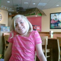 Photo taken at Tropical Smoothie Cafe by Michael R. on 9/3/2012