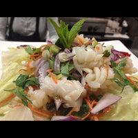 Photo taken at Aura Thai by Aura T. on 6/21/2012