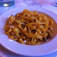 Photo taken at Trattoria Della Croara by Roberto L. on 4/22/2012