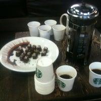 Photo taken at Starbucks by Jorge O. on 3/14/2012