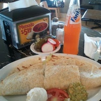 Photo taken at Taqueria El Rinconsito by David D. on 8/23/2012