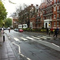Photo taken at Abbey Road Crossing by Adam H. on 4/28/2012