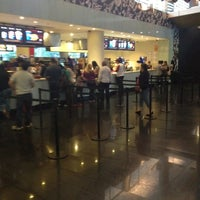 Photo taken at Cines Unidos by Luis G. on 8/25/2012