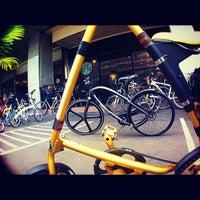 Photo taken at Starbucks by Tulus on 6/10/2012