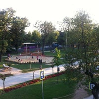 Photo taken at Millet Parkı by Osman Emir Bayman on 7/7/2012