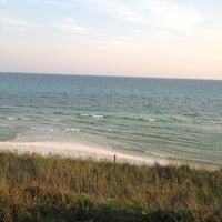 Photo taken at Blue Mountain Beach by N. J. on 8/13/2012
