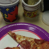 Photo taken at Chuck E. Cheese's by Alice on 7/22/2012