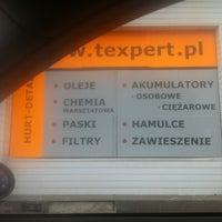 Photo taken at Texpert by Krystian Z. on 4/18/2012