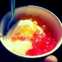 Photo taken at Yogurt Mania! by Briana R. on 3/27/2012