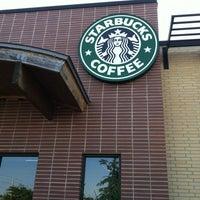 Photo taken at Starbucks by Dan G. on 5/21/2012