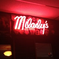 Photo taken at Milady's Bar & Restaurant by Kimberly A. on 7/11/2012
