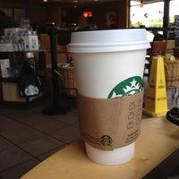 Photo taken at Starbucks by Robbie G. on 6/9/2012