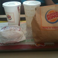 Photo taken at Burger King by aramdanismail on 2/28/2012