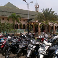 Photo taken at Masjid Al-Istiqna by Gumilar R. on 8/10/2012