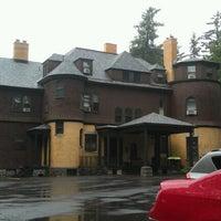 Photo taken at Brewster Inn by Zenia B. on 7/15/2012