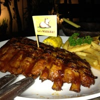 Photo taken at WAHAHA Pork Ribs by Gerda G. on 6/20/2012