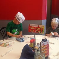 Photo taken at Steak 'n Shake by Ryan S. on 6/2/2012
