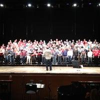 Photo taken at Lisner Auditorium by Eric P. on 2/18/2012