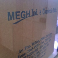 Photo taken at Megh Ind. E Com. by Flávio Z. on 2/17/2012