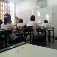 Photo taken at Escola Zuleika de Barros by Josias L. on 3/2/2012