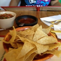 Photo taken at Pueblita Authentic Mexican Restaurant by Mel P. on 8/13/2012
