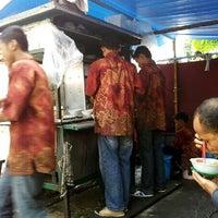 Photo taken at Bakmi Jhon by Robby D. on 6/29/2012