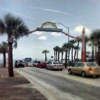Photo taken at New Smyrna Beach Flagler Ave by Tripp A. on 8/13/2012